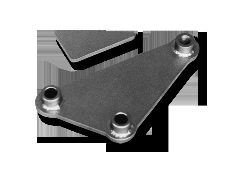 Part #1019 Vega Steering Plate