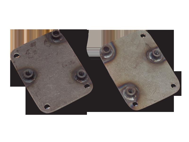 LS1 Motor Mount Adaptor Plates