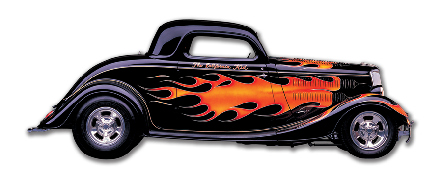 California Kid Hot Rod
