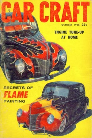Flame History - Pete & Jakes Hot Rod Parts