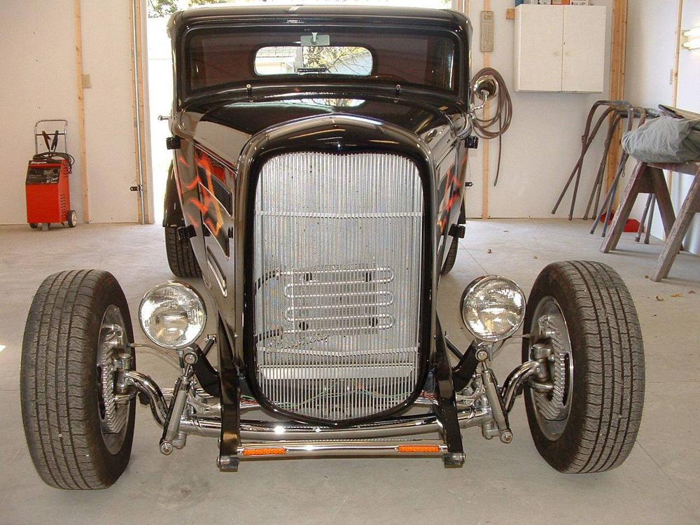 Tony Baker '32 Coupe