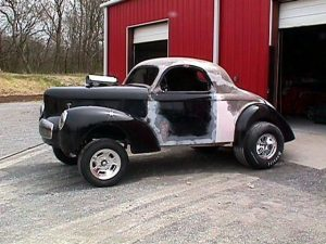 Ever Try a Gasser Front End? Maybe Now's the Time  - Pete