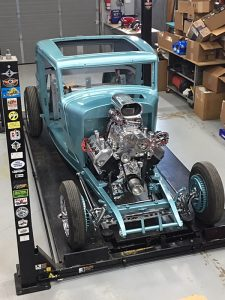 1932 Plymouth - Pete & Jakes Hot Rod Parts